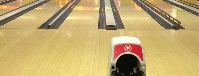 Melody Lanes is one of NYC: Try.