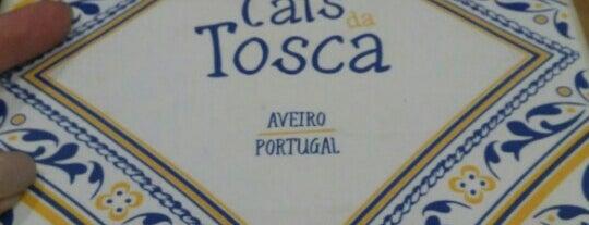 Cais da Tosca is one of Vegan@Aveiro.