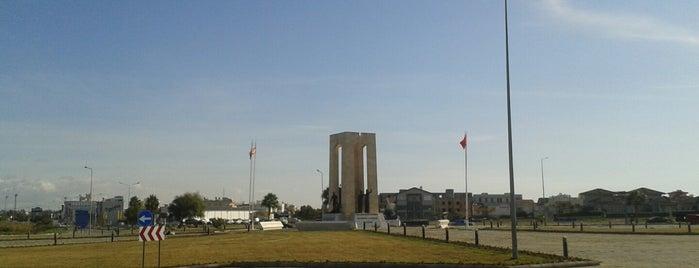 Gönyeli Çemberi is one of Locais curtidos por 💄🎀YsMN.