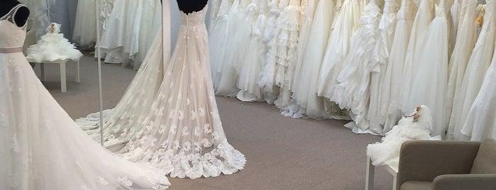 CocoMelody Bridal Shop is one of LA.