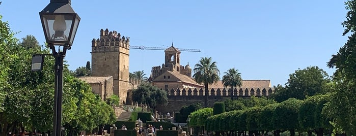 Jardines del Alcazar is one of Cordoba.