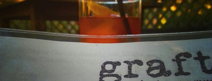 Graft Restaurant is one of Eateries to Explore.