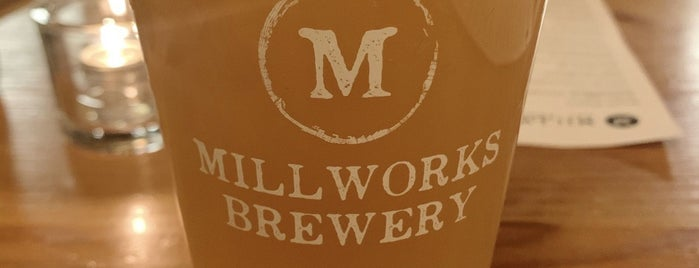The Millworks is one of Harrisburg.