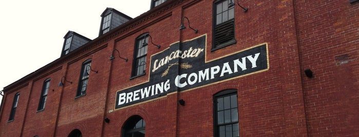 Lancaster Brewing Company is one of Orte, die Chrissy gefallen.