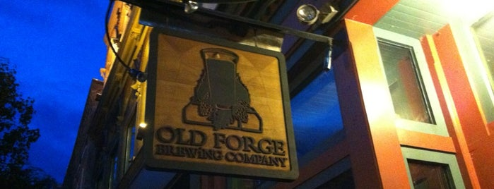 Old Forge Brewing Company is one of Brewery's.