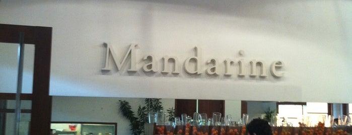 Mandarine is one of สถานที่ที่ Debora ถูกใจ.