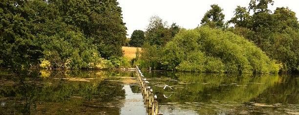 Hyde Park is one of Мой список великих английских планов.