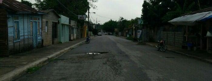 Bayaguana is one of William 님이 좋아한 장소.