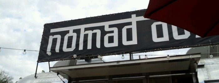 Nomad Dosa is one of Austin: To-do's & Favs.