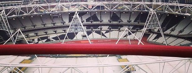 London Stadium is one of London Favorites.