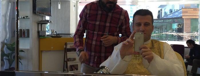 Beyaz Erkek Kuaförü is one of Posti che sono piaciuti a Ali.