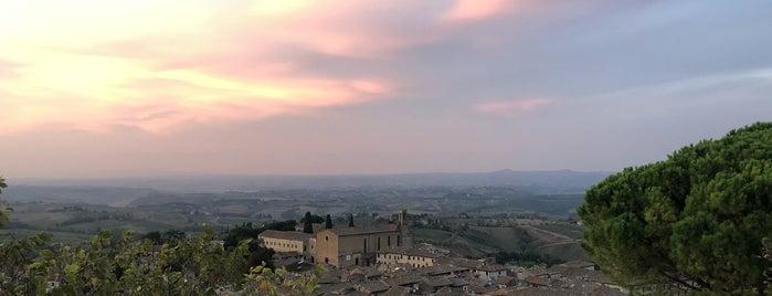 San Gimignano is one of Insight Italy.