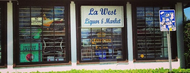 La West Liquor is one of Retailers.