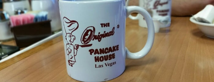 The Original Pancake House is one of MV.