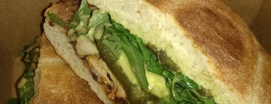 Tortas Frontera by Rick Bayless is one of The Best Airport Food in the U.S. and Beyond.