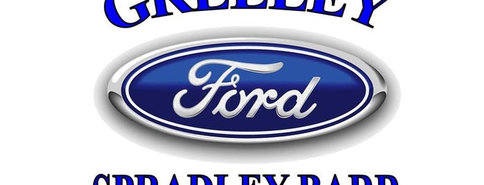 Spradley/Barr Ford Lincoln is one of Orte, die Lauren gefallen.