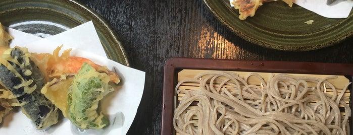 青山 川上庵 is one of Tokyo Casual Dining.