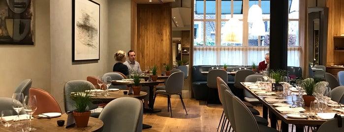 Elystan Street is one of Michelin Starred Restaurants in London.