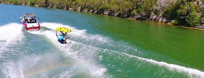 Lake Austin Marina is one of Orte, die Matt gefallen.