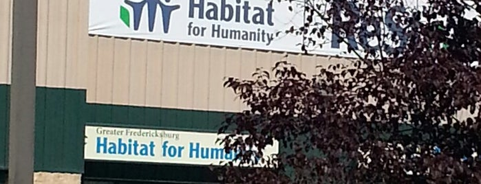 Habitat for Humanity ReStore Resale Outlet is one of Manassas.