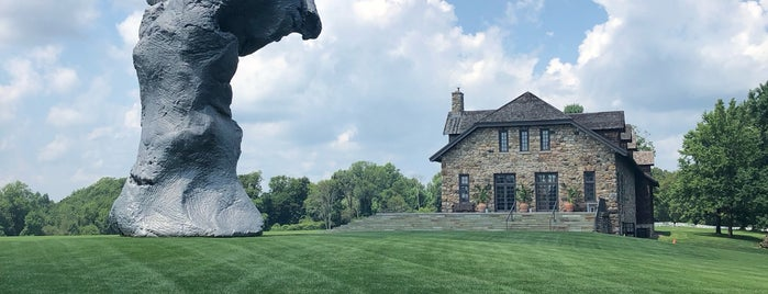 Brant Foundation is one of Relax.