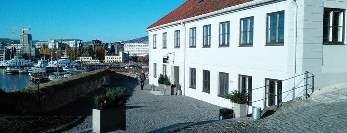Festningen Restaurant is one of OSL.