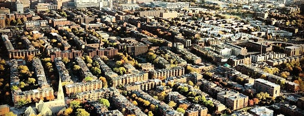 Top of the Hub is one of Beantown.