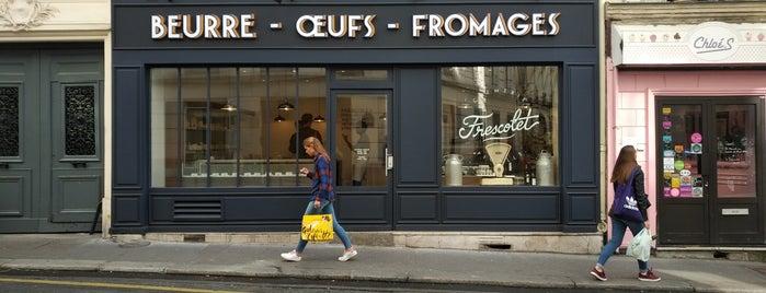 Frescolet is one of Parijs.
