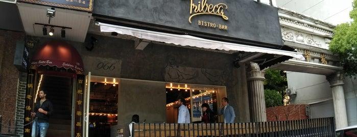 Tribeca is one of สถานที่ที่ Esteban ถูกใจ.