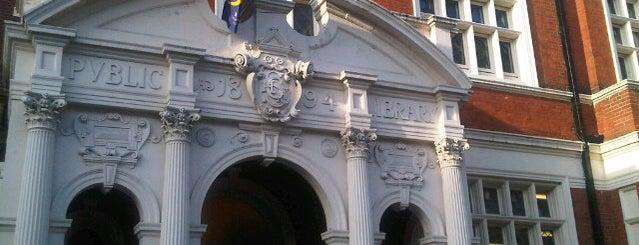 Mayfair Library is one of Posti salvati di Kat.