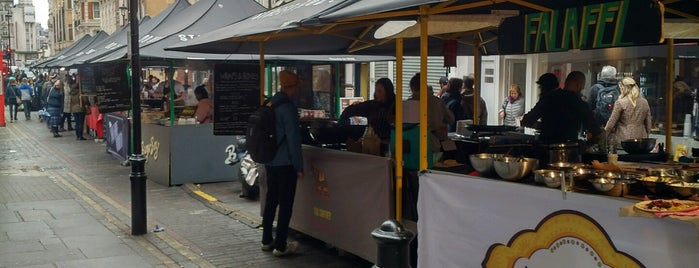 Street Food Union is one of London's Best Street Food.