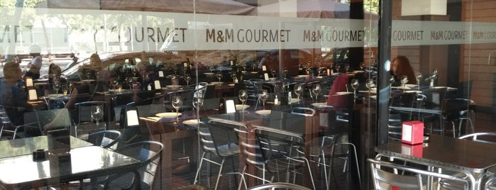 M&M Gourmet is one of Restaurants.