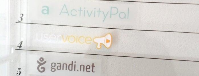 UserVoice is one of Posti salvati di Eris.
