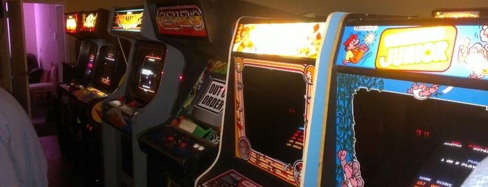 The Last Arcade On The Planet! is one of OC Fun.