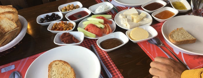 Abant Köyüm Restaurant is one of İstanbulDışı.