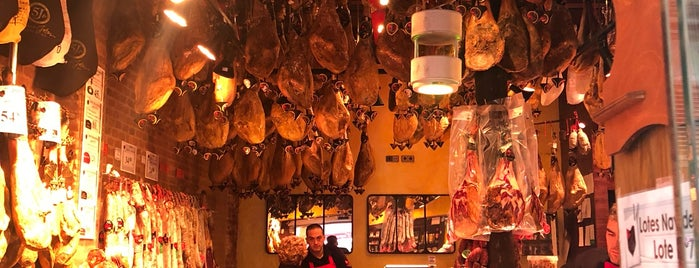 Calle Cava Baja is one of Madrid lifestyle guide.