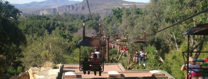 Sky Zoo is one of Orte, die Cristina gefallen.