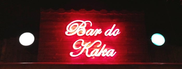 Bar do Kaká is one of Rolês.