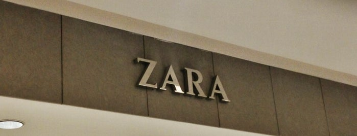 Zara is one of Dadeさんのお気に入りスポット.