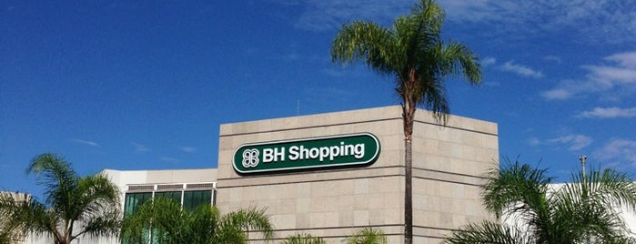 BH Shopping is one of Orte, die Dade gefallen.