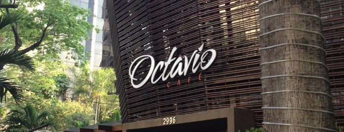 Octavio Café is one of Cafés de Sampa.