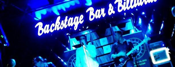 Triple B Backstage Bar & Billiards is one of Vegas.