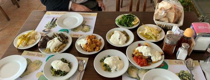 Kanaat Lokantası is one of İzmir Karışık Yemek.