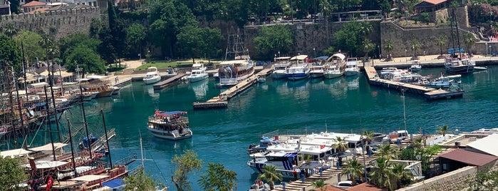 Mavi is one of Antalya.