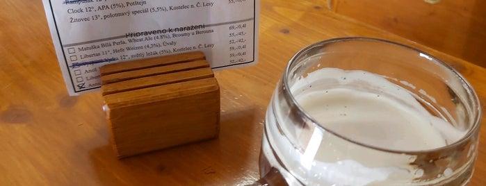Restaurace U Šumavy is one of 🇪🇺.