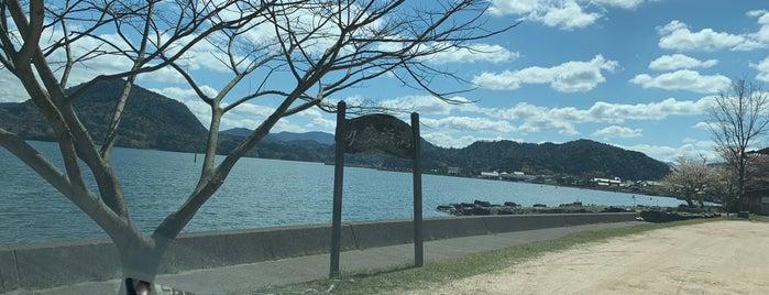 久美浜湾 is one of アウトドア&景観スポット.
