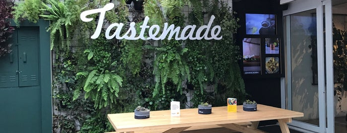 Tastemade Café is one of ☕️.