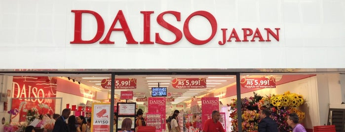 Daiso Japan is one of Centro.