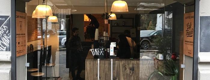 Café Triciclo is one of Food & Fun - Santiago de Chile.