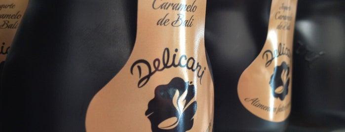 Delicari is one of Melhor de São Paulo Gastrofonia.